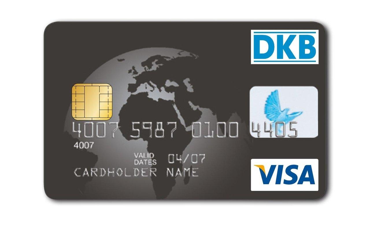 DKB Visa Karte