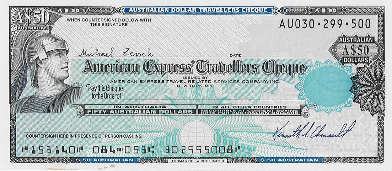 Traveller Checks